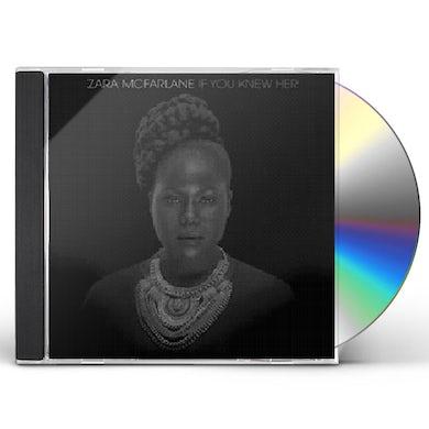 Zara Mcfarlane IF YOU KNEW HER CD
