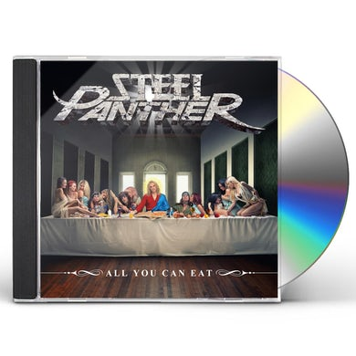 Steel Panther ALL YOU CAN EAT CD