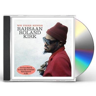 Rahsaan Roland Kirk WE FREE KINGS CD