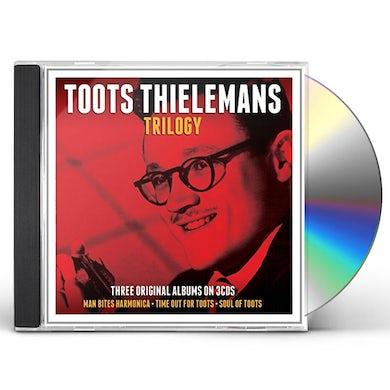 Toots Thielemans TRILOGY CD
