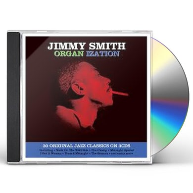 Jimmy Smith ORGAN IZATION CD