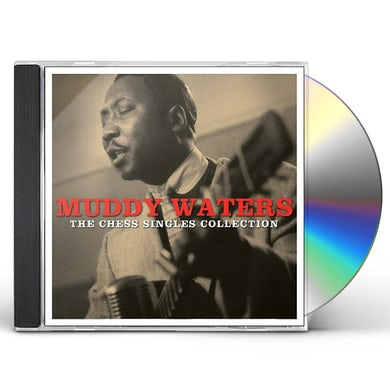 Muddy Waters CHESS SINGLES COLLECTION CD
