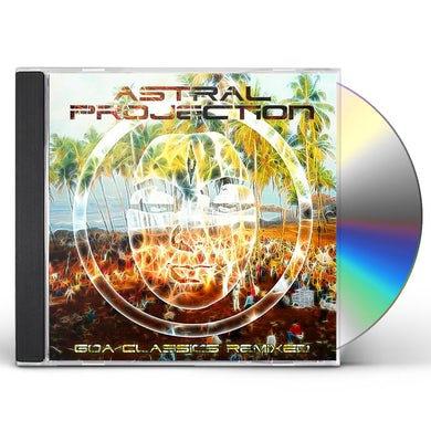 Astral Projection GOA CLASSICS REMIXED CD
