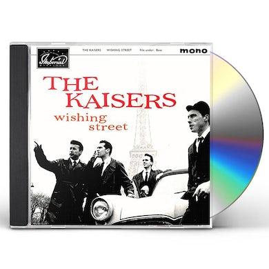 Kaisers WISHING STREET CD