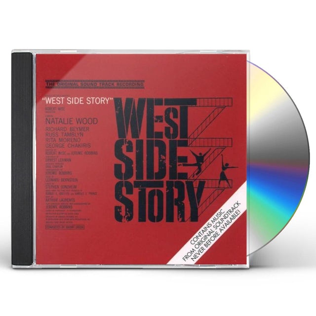 West Side Story SAME CD