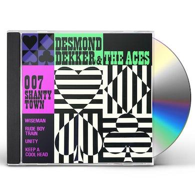 Desmond Dekker 0.0.7 SHANTY TOWN CD