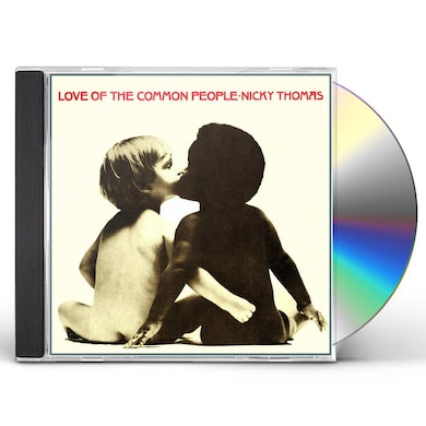 LOVE OF THE COMMON PEOPLE CD