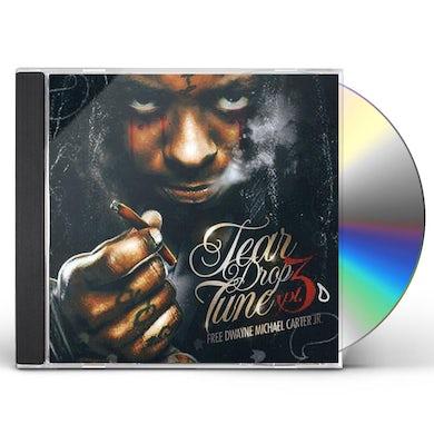 Lil Wayne TEAR DROP TUNE 3 CD