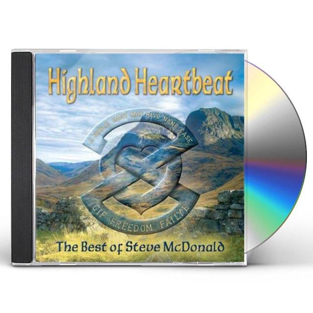 Steve McDonald HIGHLAND HEARTBEAT: BEST OF CD