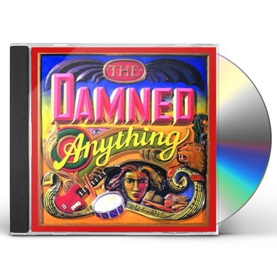 The Damned ANYTHING CD