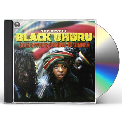 GUESS WHO'S COMING TO DINNER: BEST OF BLACK UHURU CD