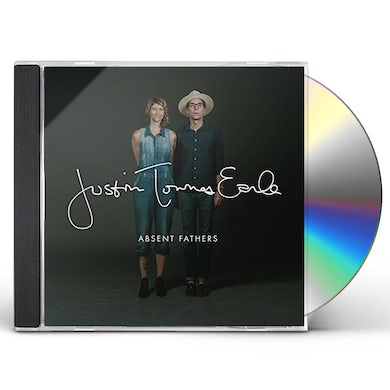 Justin Townes Earle ABSENT FATHERS CD