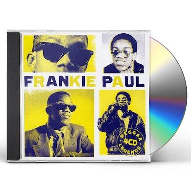 Frankie Paul REGGAE LEGENDS CD