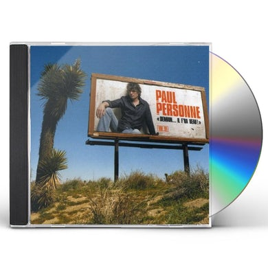 Paul Personne DEMAIN IL F'RA BEAU CD