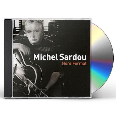 Michel sardou HORS FORMAT CD