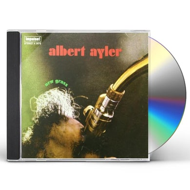 Albert Ayler NEW GRASS CD