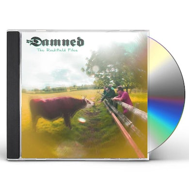 The Damned The Rockfield Files - EP CD