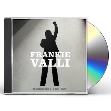 Frankie Valli ROMANCING THE 60'S CD