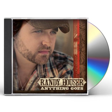 Randy Houser AANYTHING GOES CD