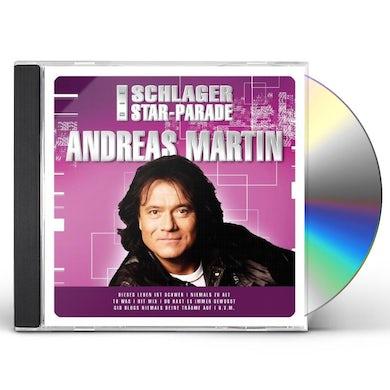 Andreas Martin DIE SCHLAGER STARPARADE CD