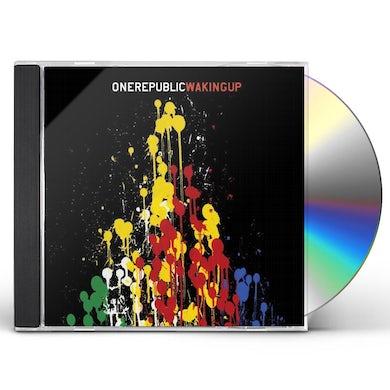 OneRepublic WAKING UP CD