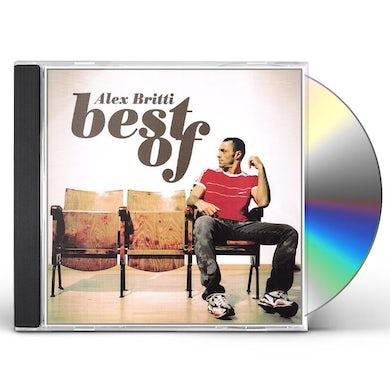 Alex Britti BEST OF CD