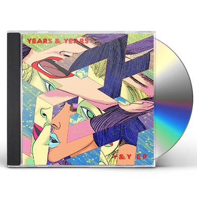 Years & Years Y & Y CD