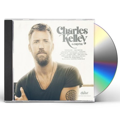 Charles Kelley DRIVER CD