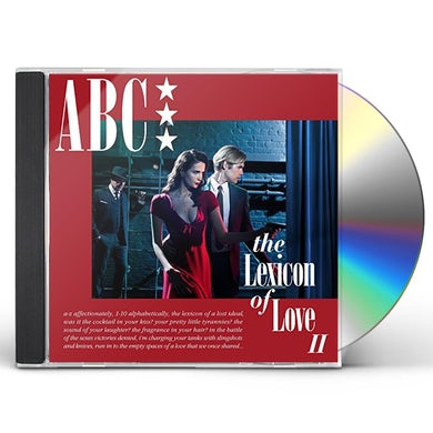 Abc LEXICON OF LOVE II CD