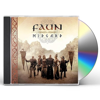 Faun MIDGARD CD