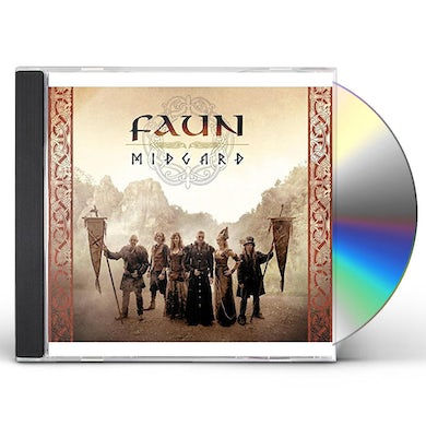 Faun MIDGARD: LIMITED DELUXE EDITION CD