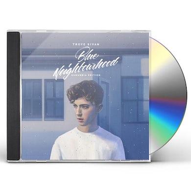 Troye Sivan BLUE NEIGHBOURHOOD: SUBURBIA EDITION CD (Australian Deluxe Edition)