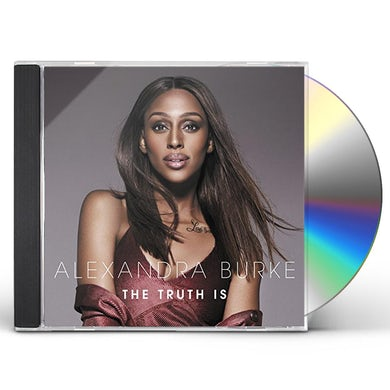 Alexandra Burke TRUTH IS CD