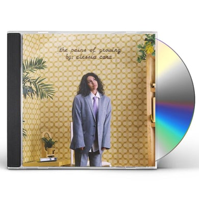 Alessia Cara PAINS OF GROWING CD