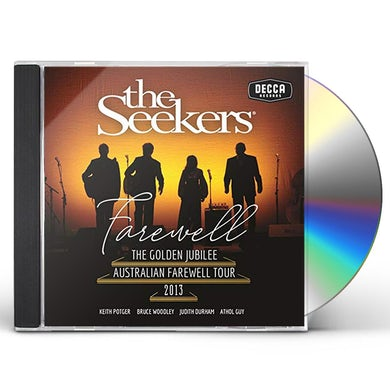 Seekers FAREWELL CD