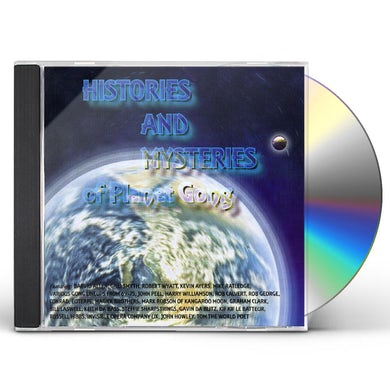 Gong HISTORY & MYSTERY CD