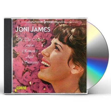 Joni James IN THE MOOD FOR ROMANCE CD
