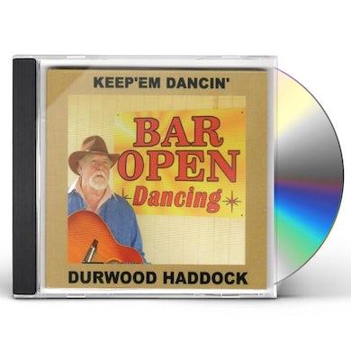KEEP EM DANCIN CD