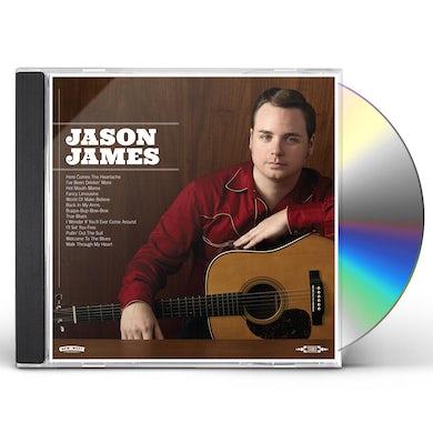 Jason James CD