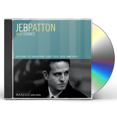 Jeb Patton NEW STRIDES CD