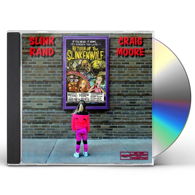 Slink Rand & Craig Moore RETURN OF THE SLINKENWOLF CD