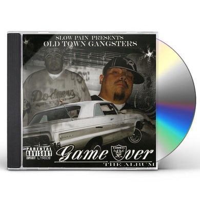 PRESENTS OLD TOWN GANGSTERS: GAME OVER CD
