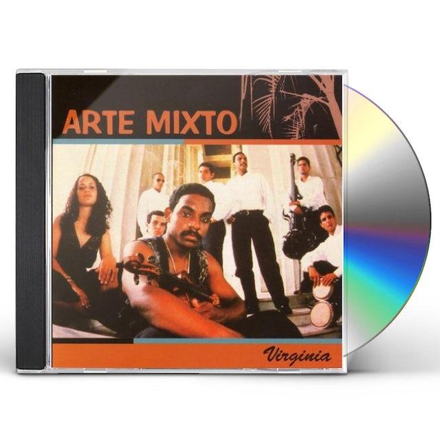 Arte Mixto VIRGINIA DE CUBA CD