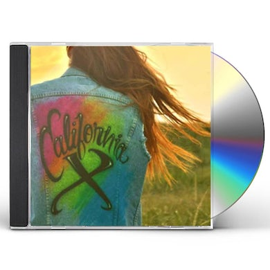 CALIFORNIA X CD
