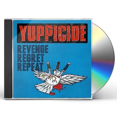 REVENGE REGRET REPEAT CD