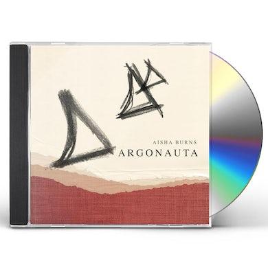 Aisha Burns ARGONAUTA CD