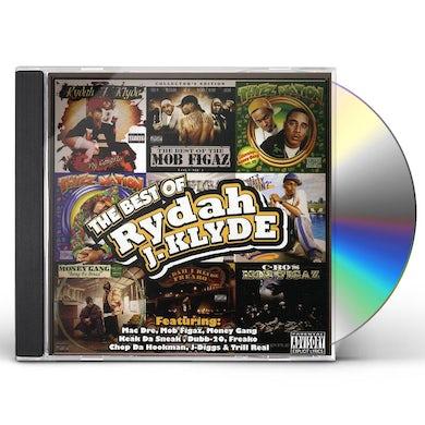 BEST OF RYDAH J KLYDE CD