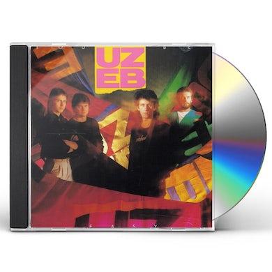 Uzeb YOU BE EASY CD