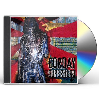 Corday SUPERHERO CD