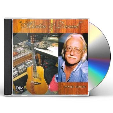 Daniel Moore MARTIN & DANIEL CD